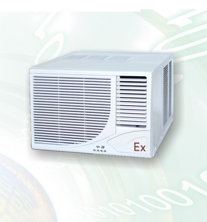 Explosion proof window unit air conditioner shenzhen for 110v ac window unit